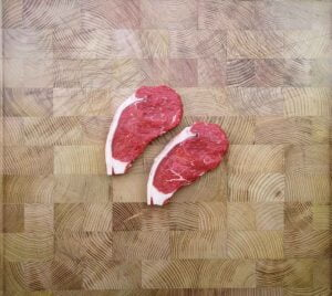 Dry-Aged Sirloin Steaks