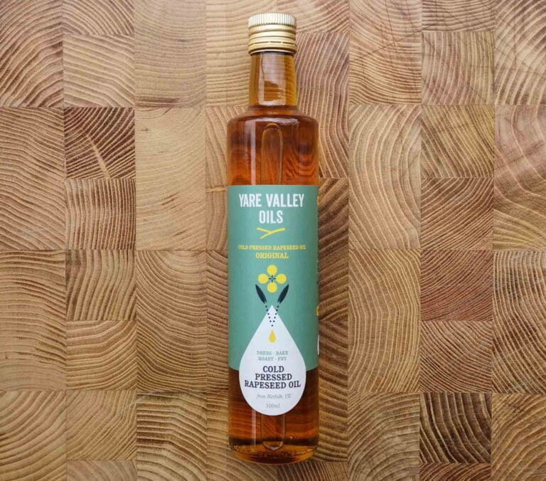 Yare Valley Cold Pressed Rapeseed Oil