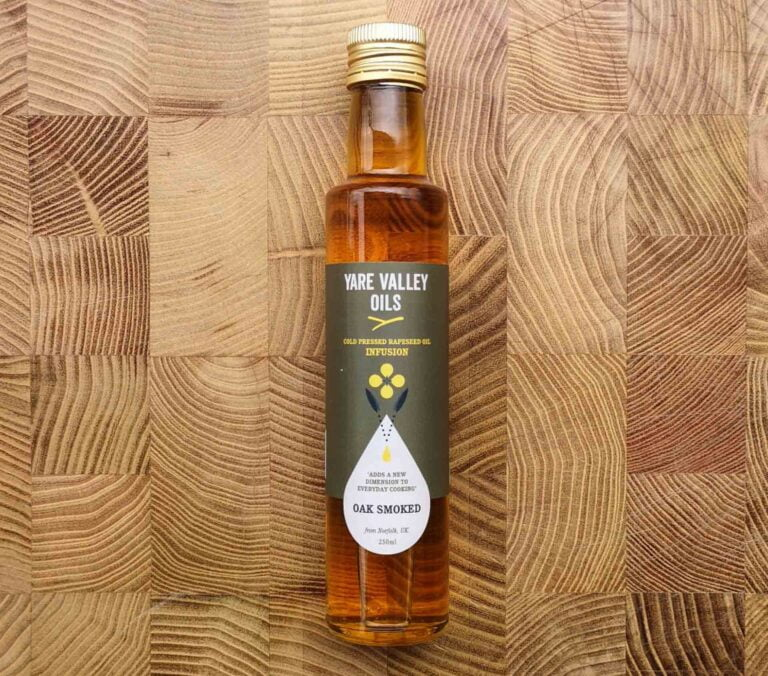 Yare Valley Oak Smoked Oil