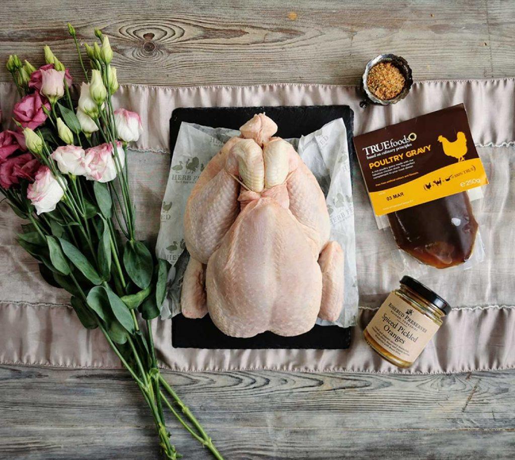 Mothers Day Free Range Chicken Hamper