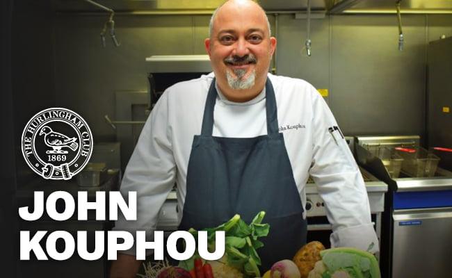 John Kouphou