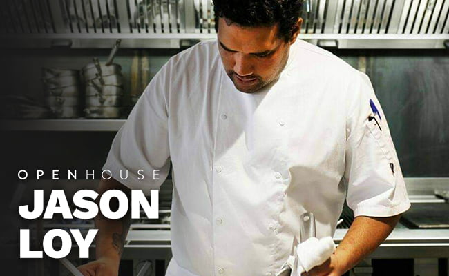 Chef Jason Loy