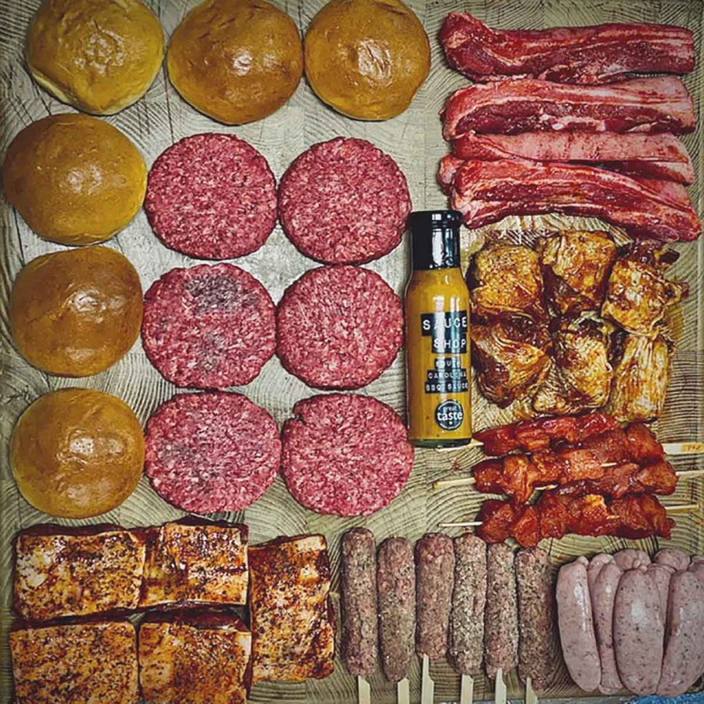 Medium BBQ Box