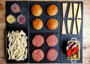 T&G Burger Kit